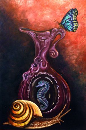 The Seahorse, The Snail, and The Butterfly